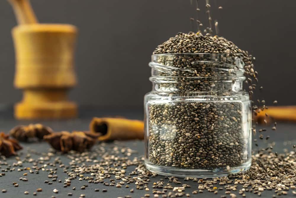 Семена чиа — суперфуд для похудения. Польза и вред, способы употребления
