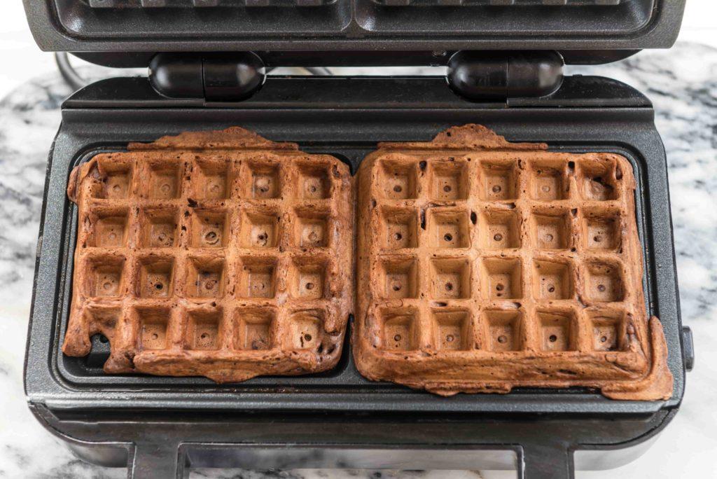Рецепты ПП вафель в вафельнице. Венские вафли для правильного питания
