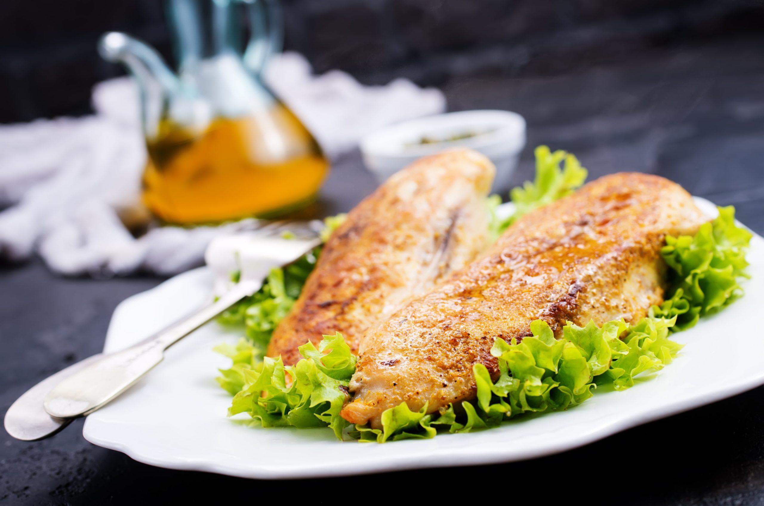 ПП рецепты из куриной грудки. Куриное филе в духовке - здоровый рецепт