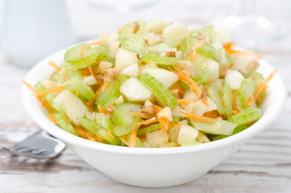 Полезные, простые и вкусные салаты для полезного питания