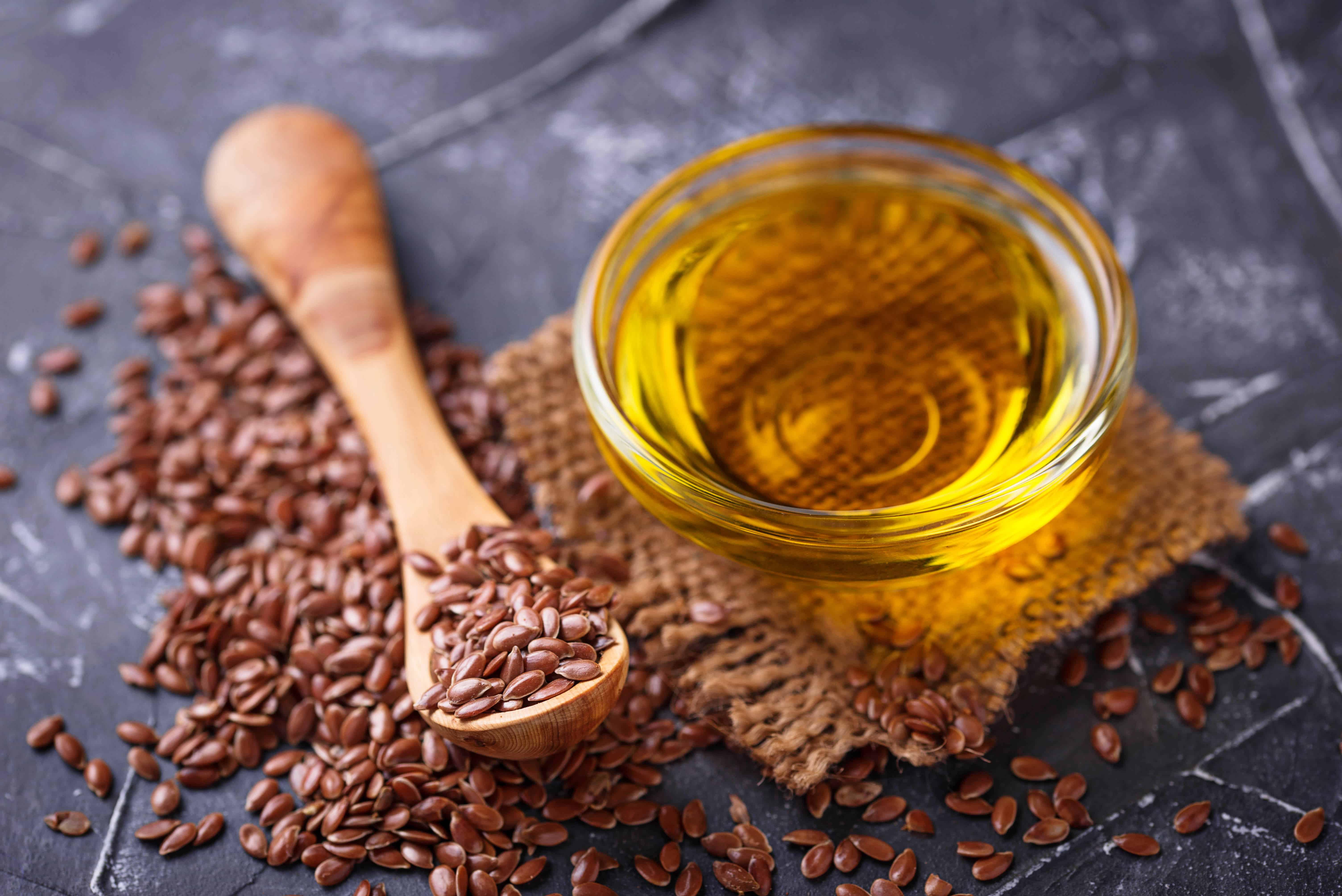 Лен - коричневый и золотой - суперфуд для похудения. В чем отличия и какой из них полезнее