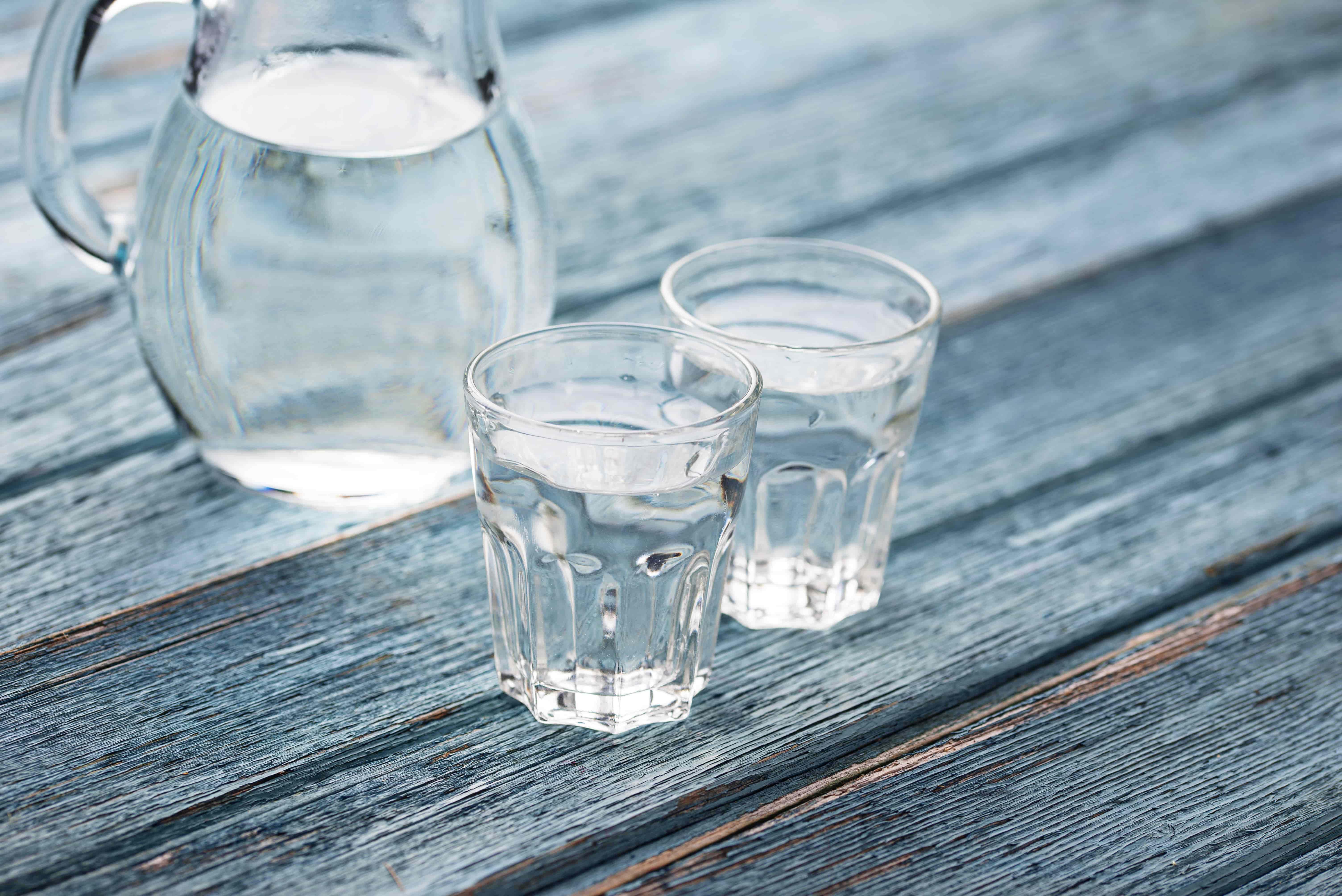 Как правильно пить воду для похудения. Варианты водных диет