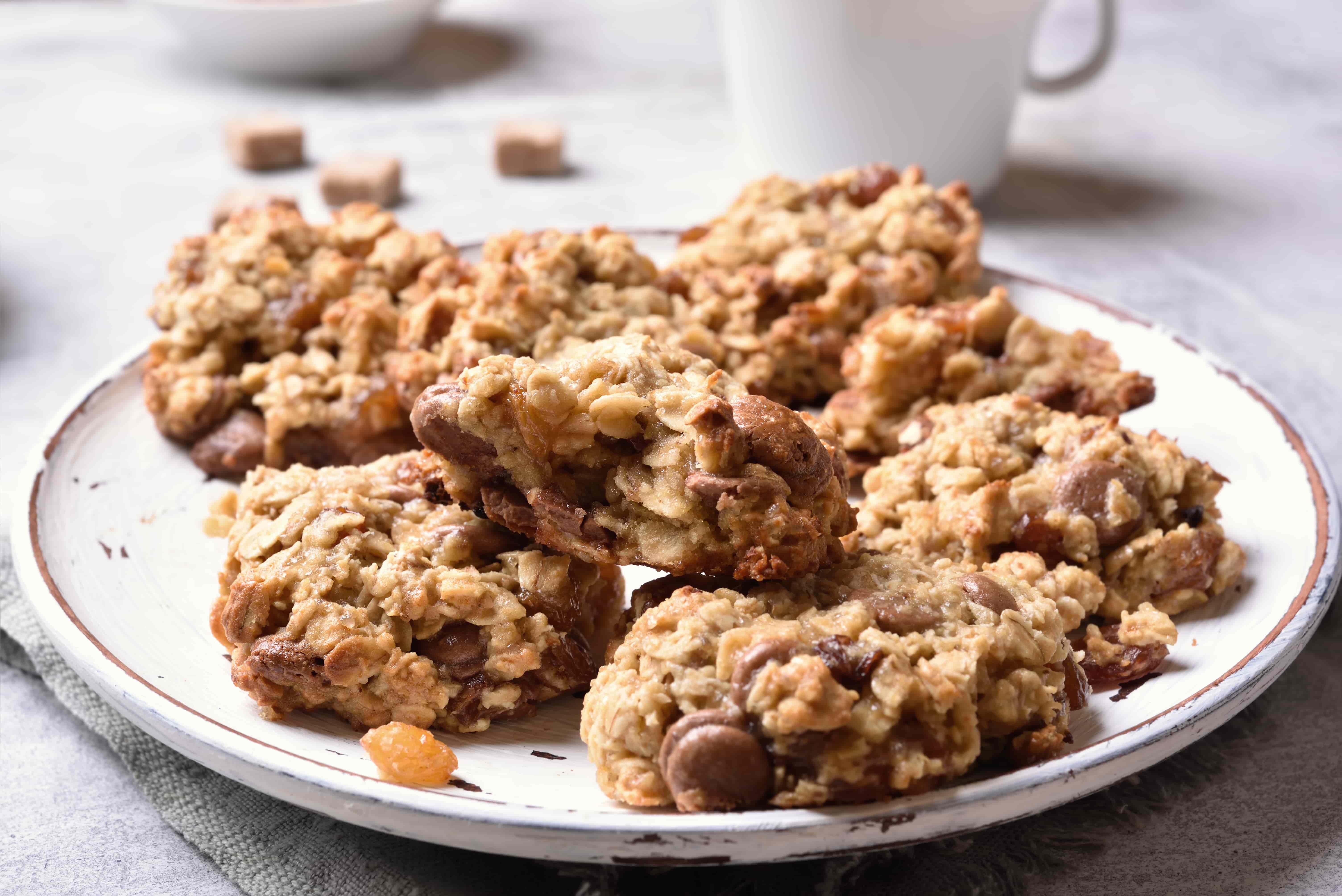ПП рецепты для овсяного печенья в домашних условиях. Приготовление печенек из овсянки для правильного питания
