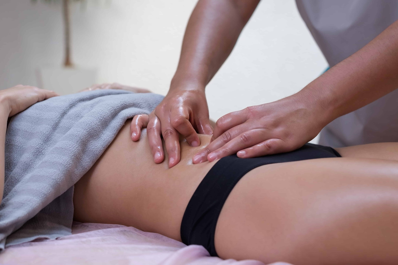 Как делать массаж для похудения живота самостоятельно в домашних условиях