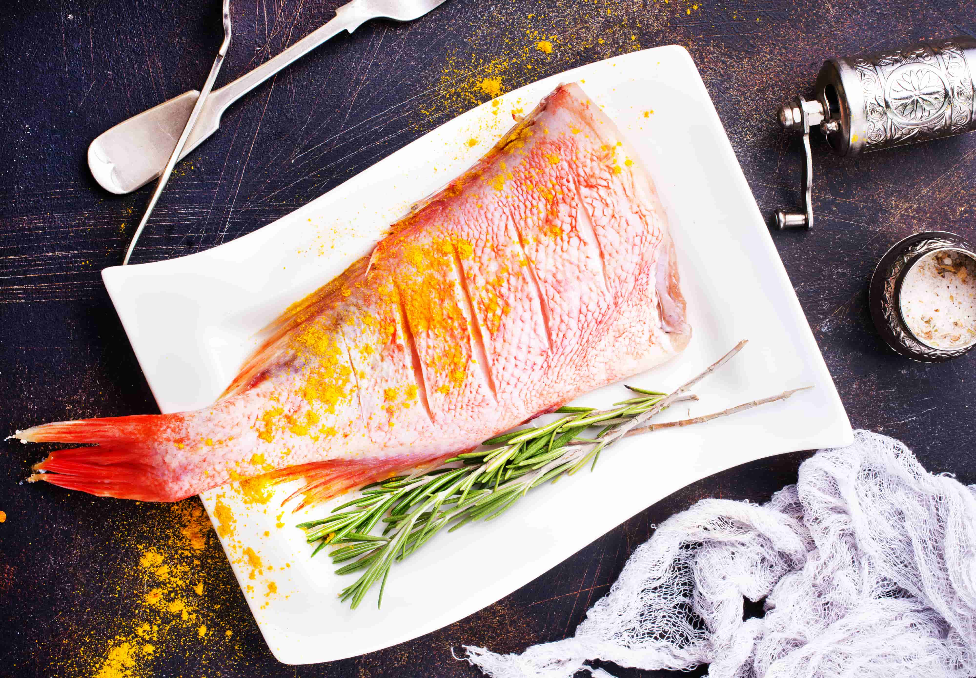 Рецепты приготовления красного окуня пошагово с фото
