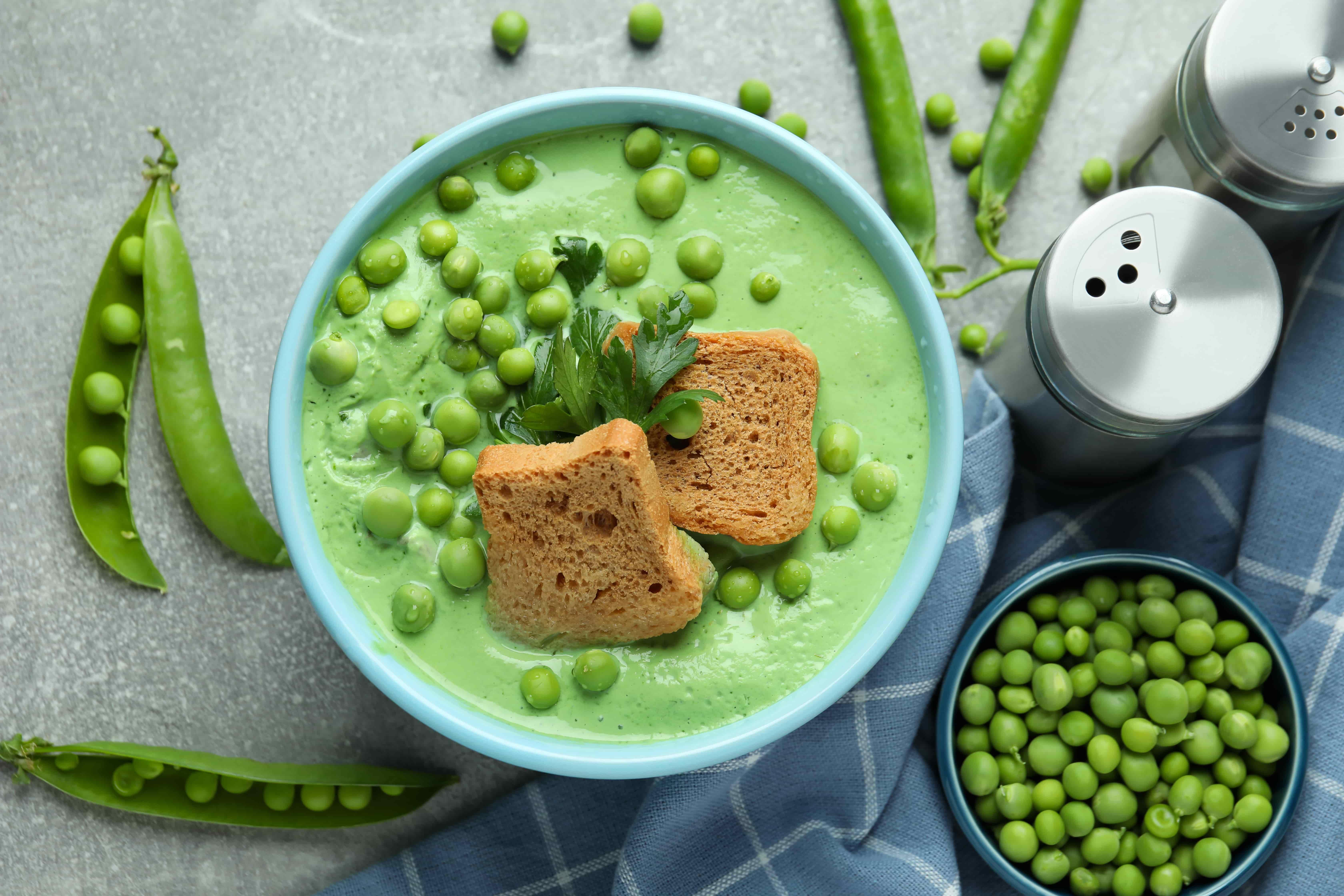 Овощной гороховый суп - рецепты с пошаговым приготовлением и фото