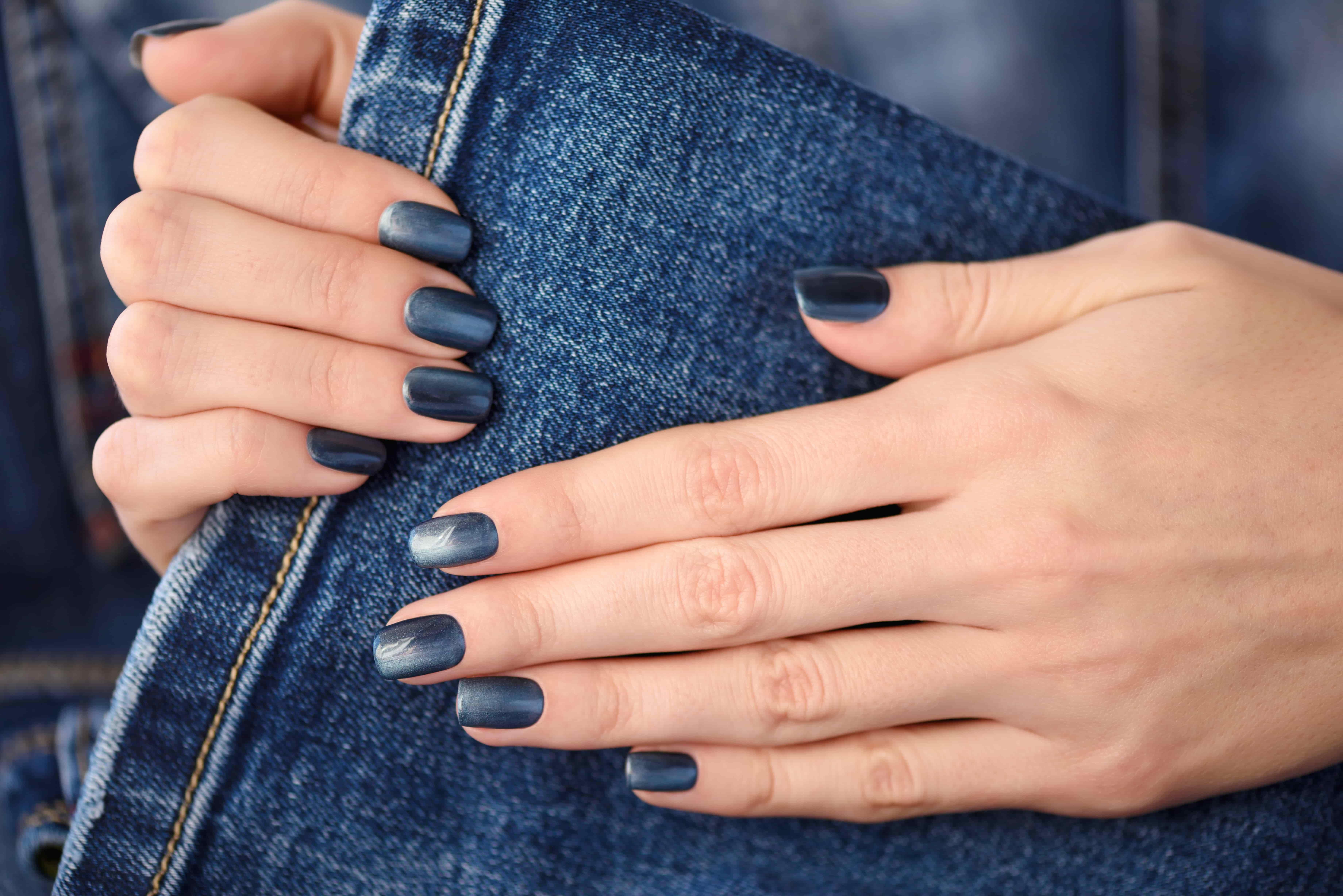 Модные цвета лака для ногтей 2021. Какой цвет будет модным в этом году