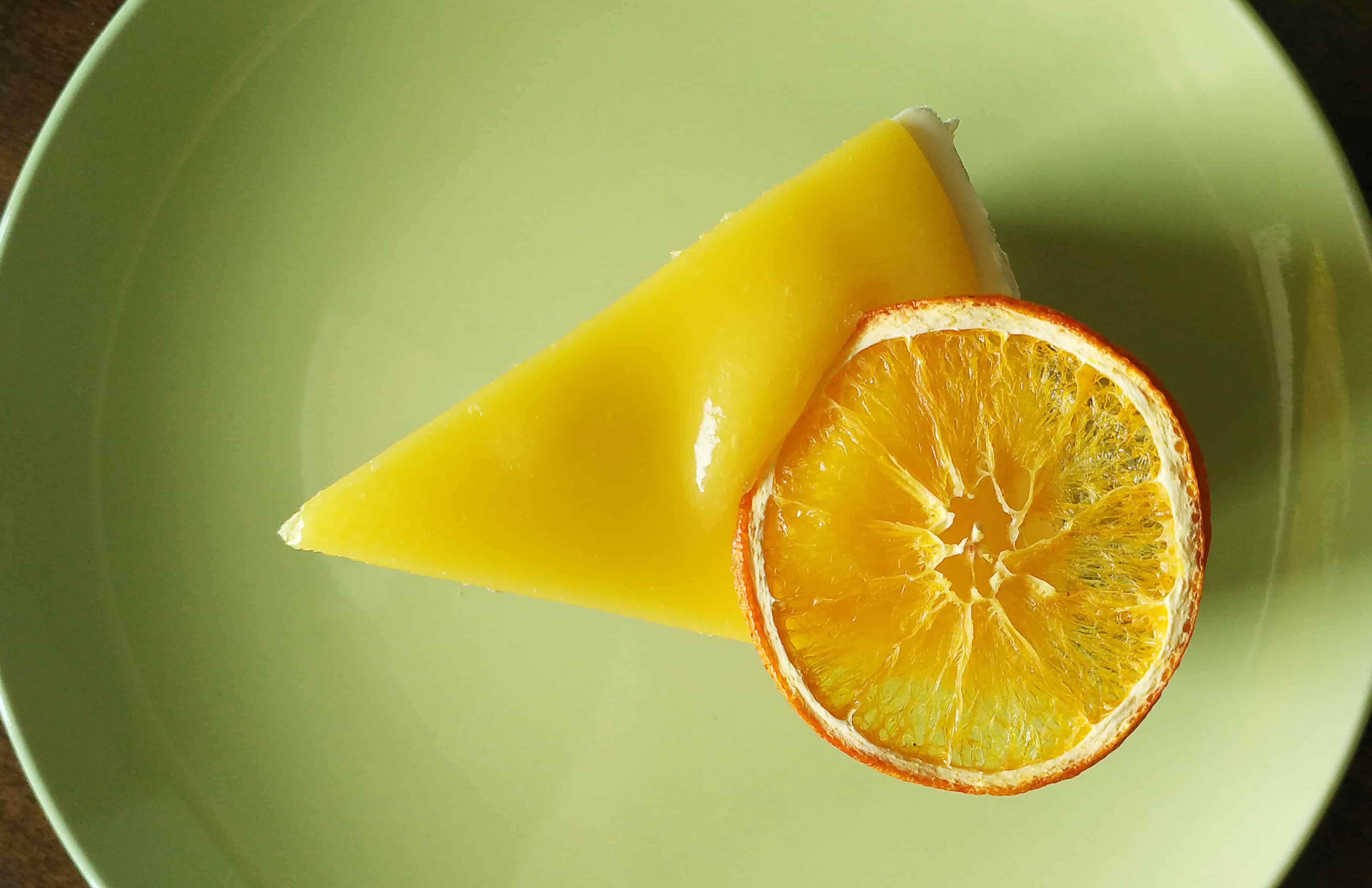 Апельсиновый чизкейк - рецепты пошагового приготовления с фото
