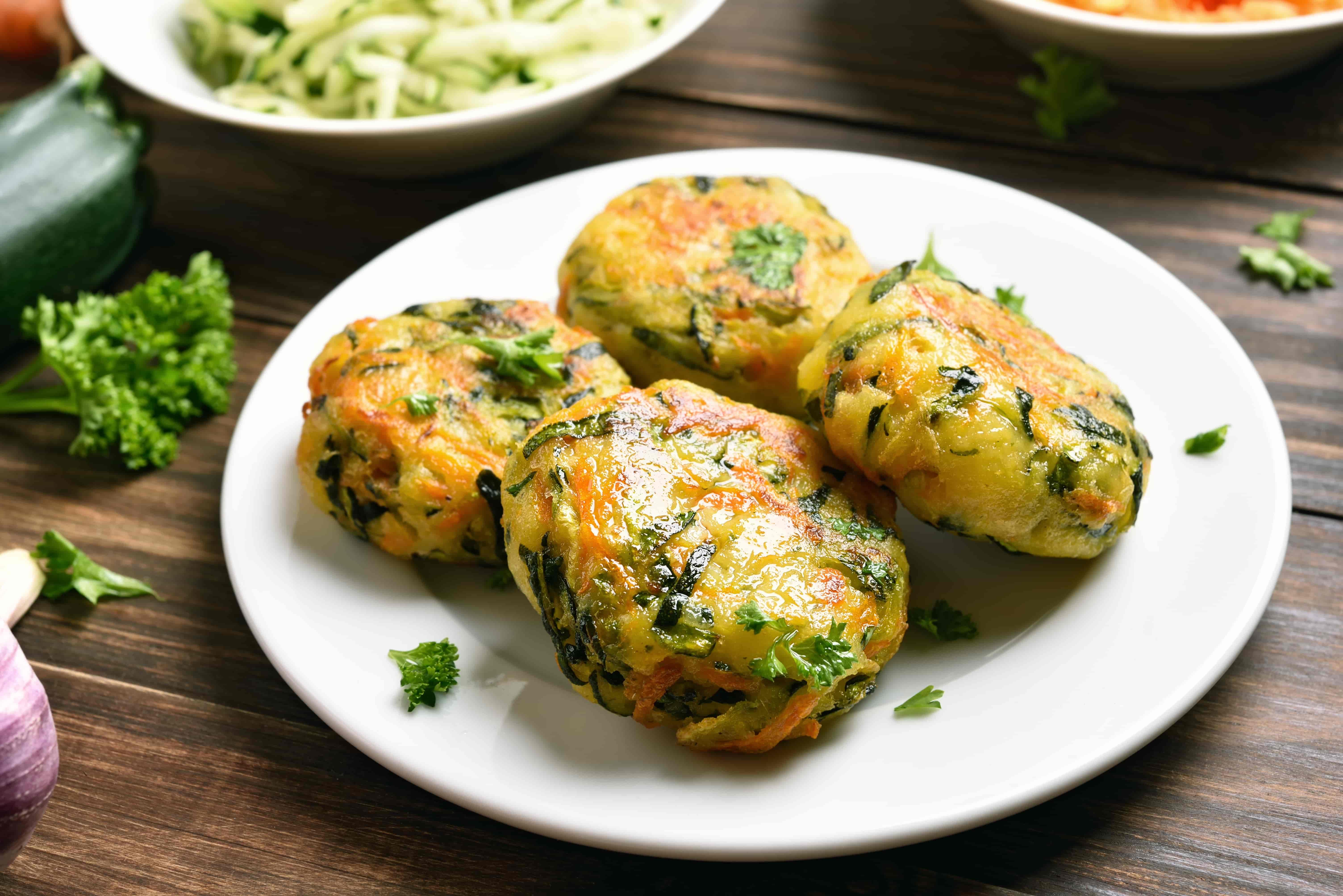 Капустно-картофельные котлеты - рецепты приготовления