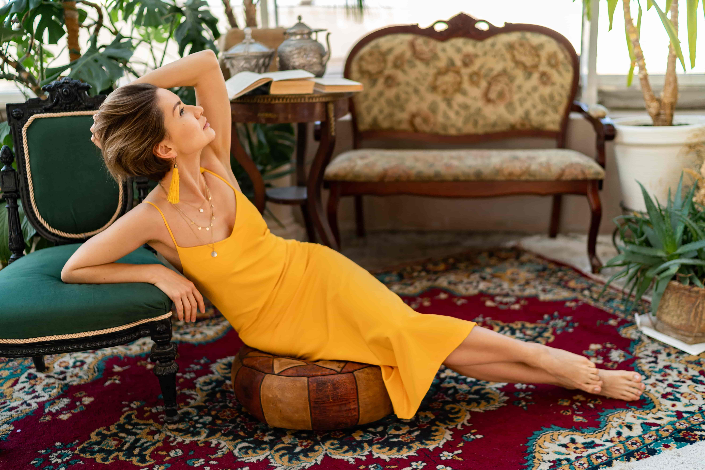 Модные платья 2021. Стильные тенденции для платьев этого года