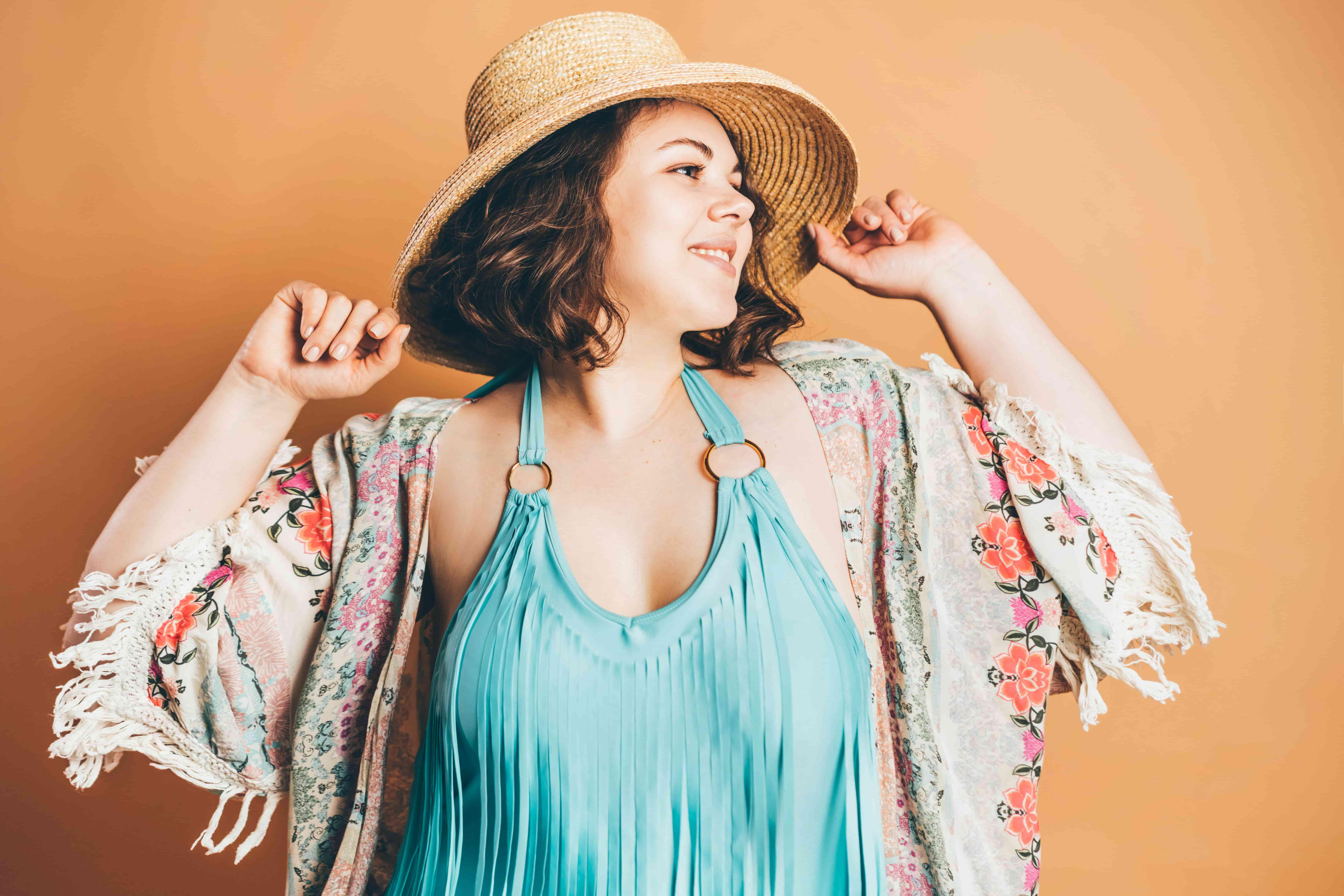 Летние платья для полных 2021. Стильные летние платья и сарафаны больших размеров