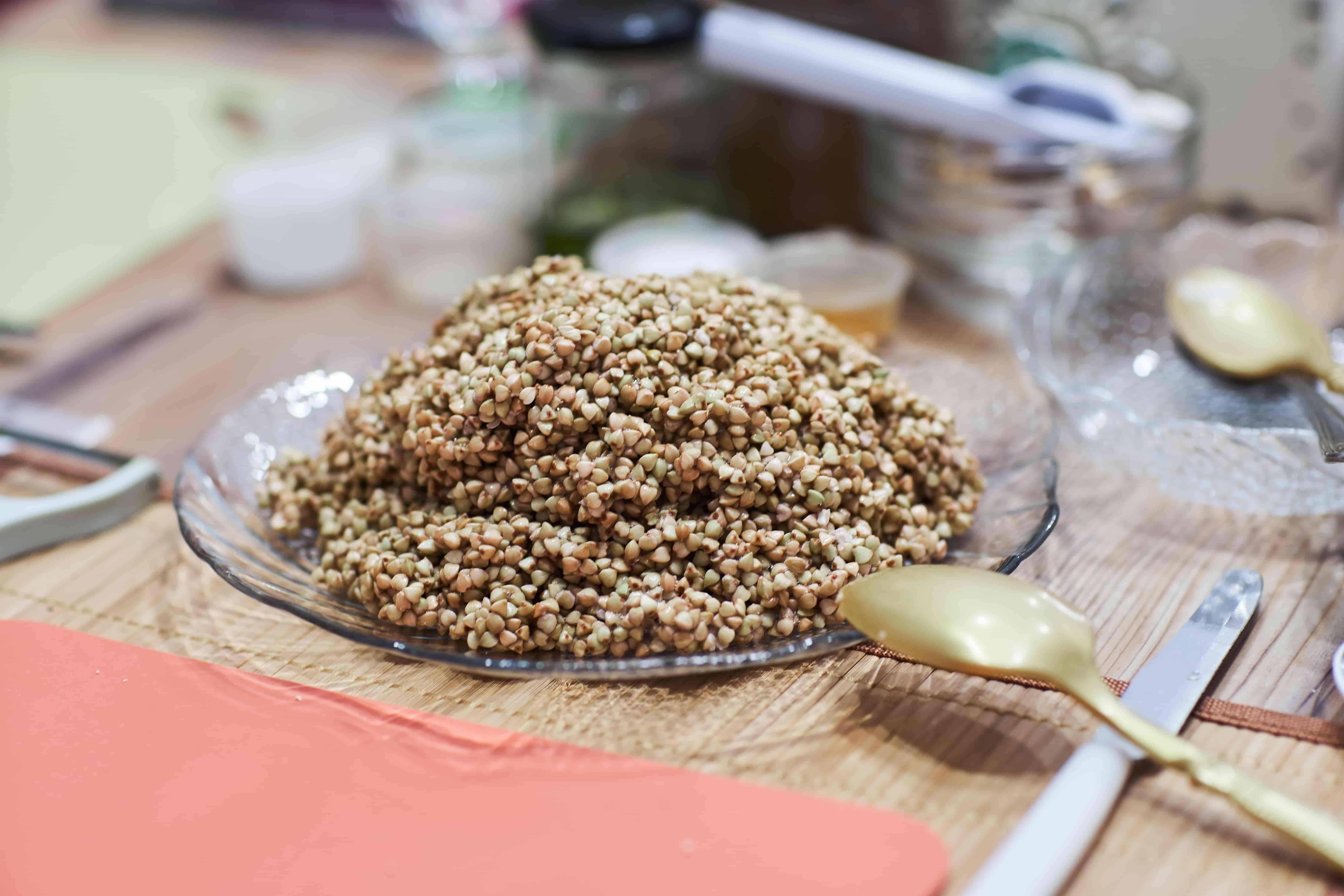 Гречка для сыроедения - рецепты с пошаговым приготовлением и фото