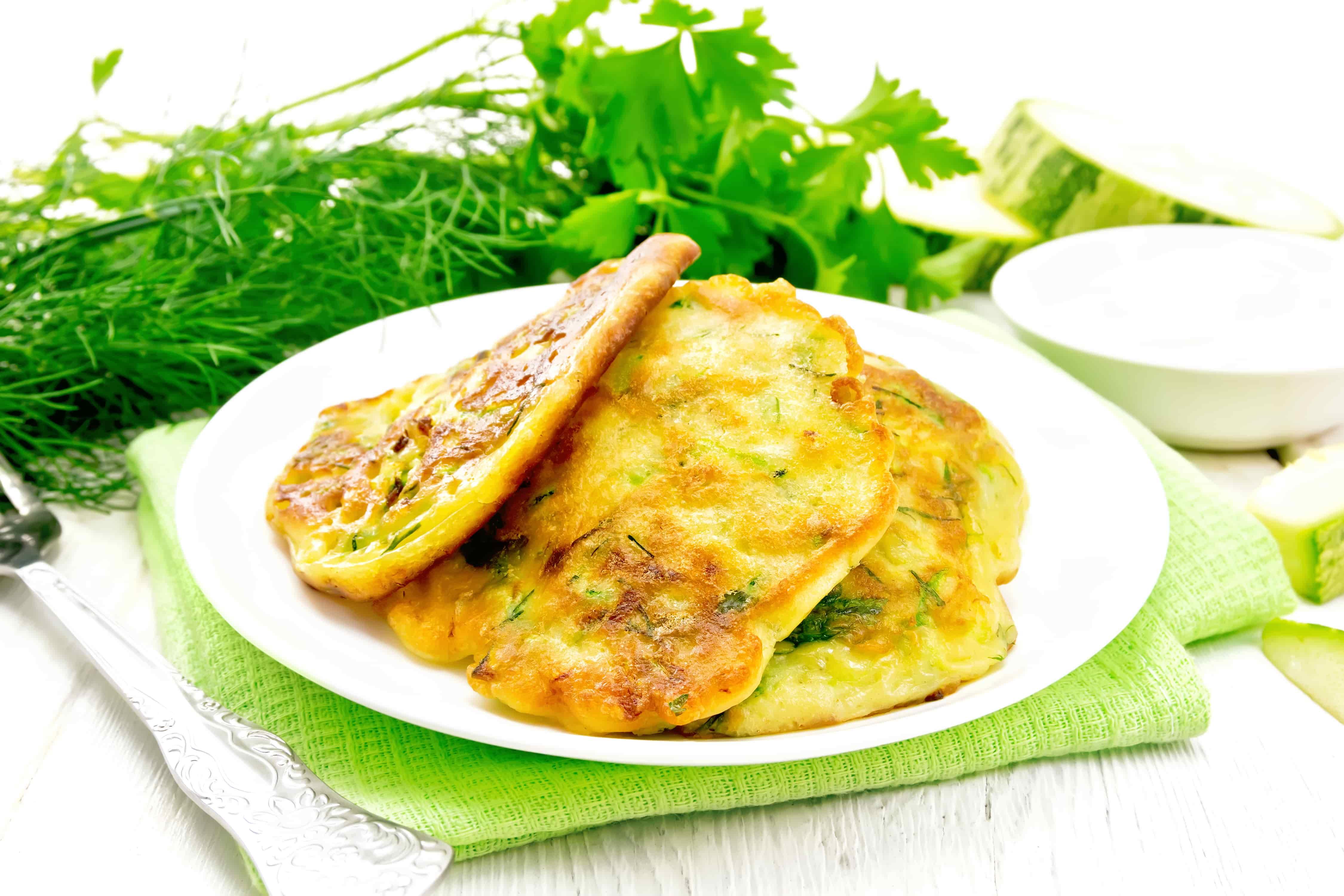 Завтрак вегетарианца - рецепты с пошаговым приготовлением
