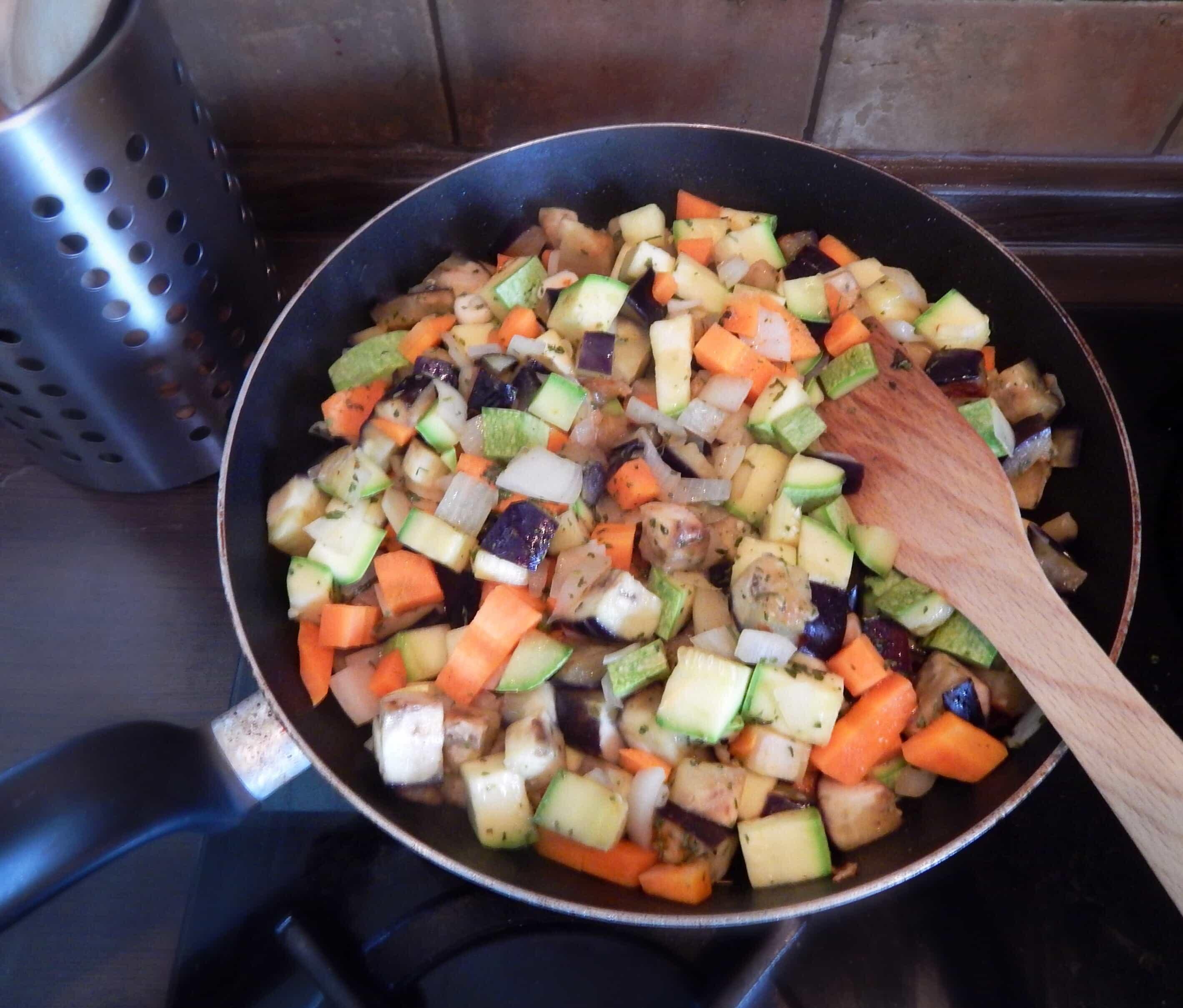 Простые и вкусные веганские рецепты с пошаговым приготовлением