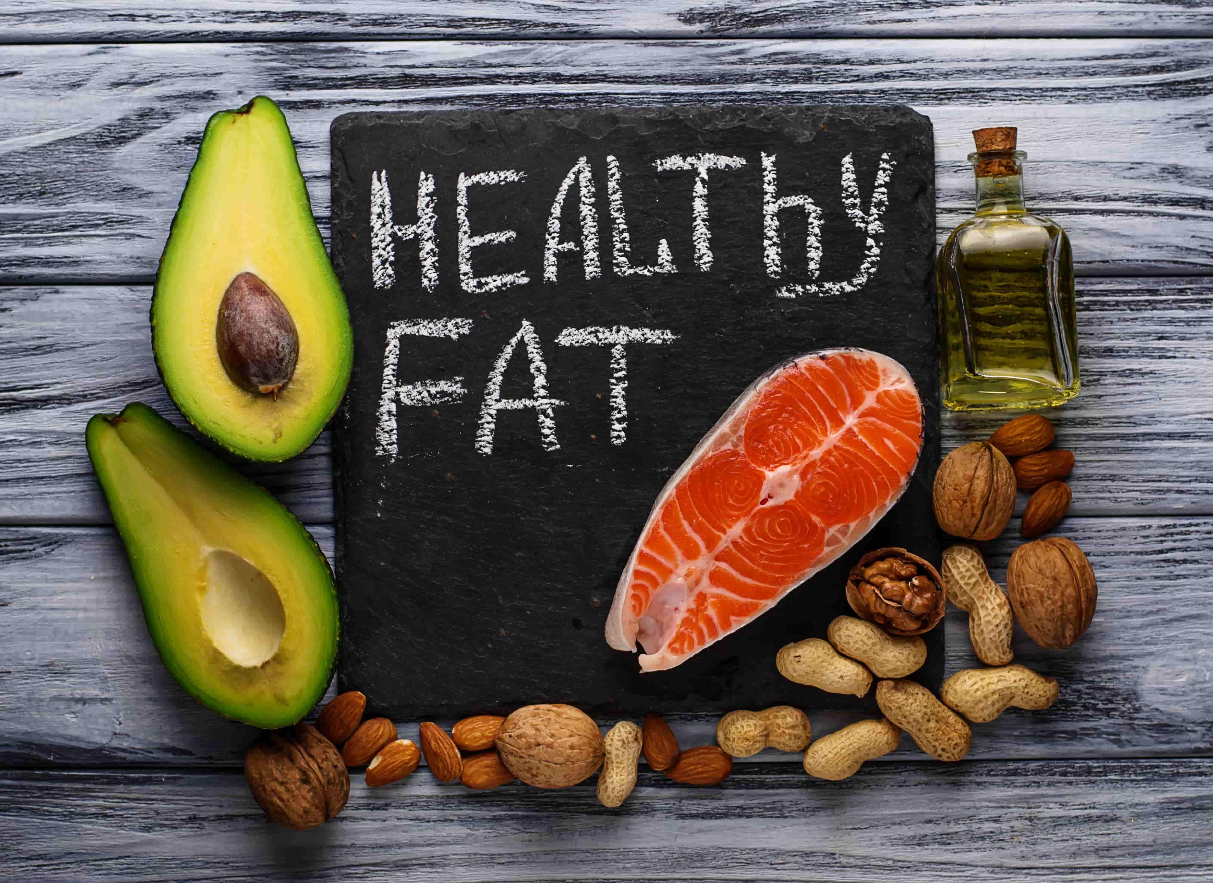 Полезные жиры для похудения. Список продуктов