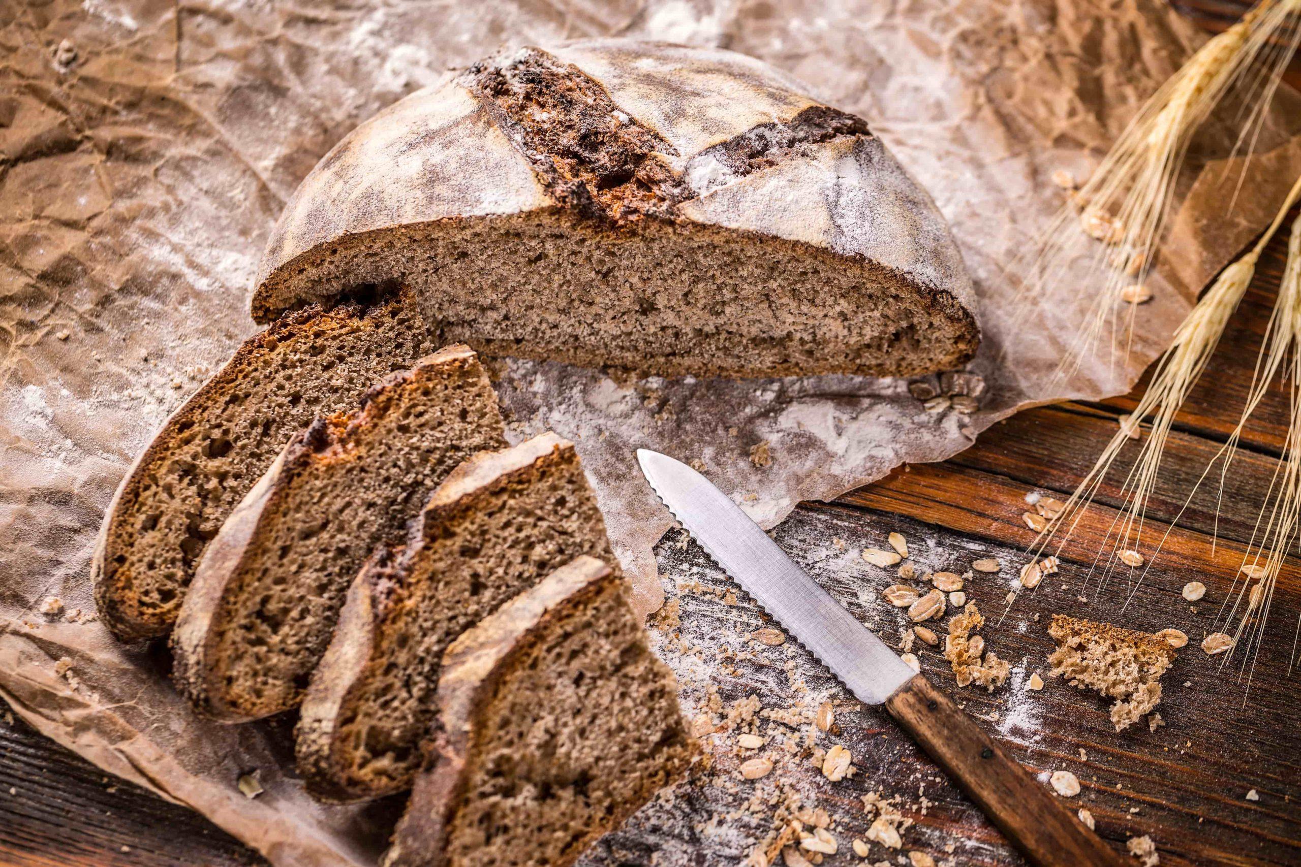 Ржаной хлеб в мультиварке - рецепт с пошаговым приготовлением и фото