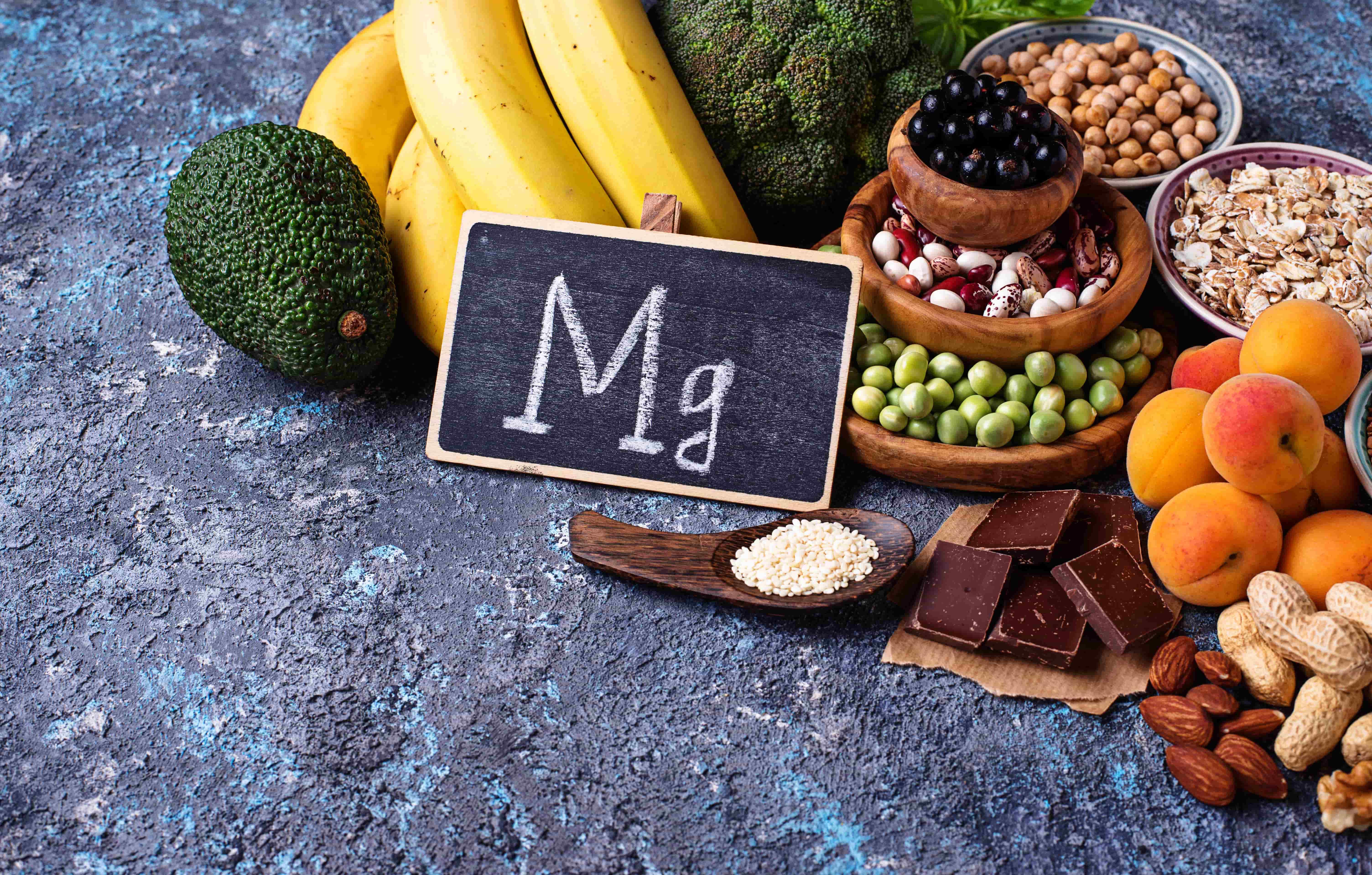 Магний в каких продуктах содержится. Его польза и вред