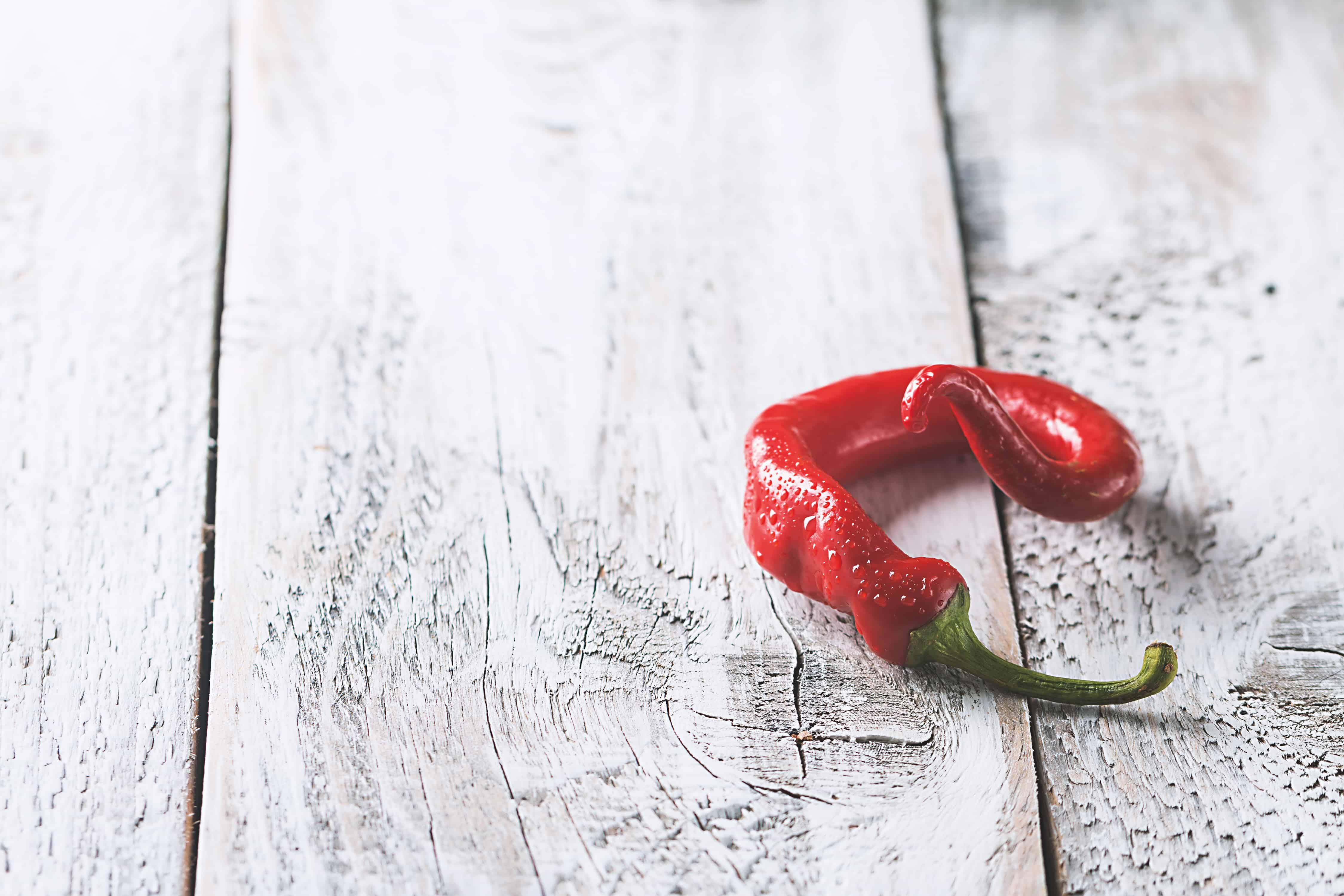Красный острый перец. Польза острого перца для организма