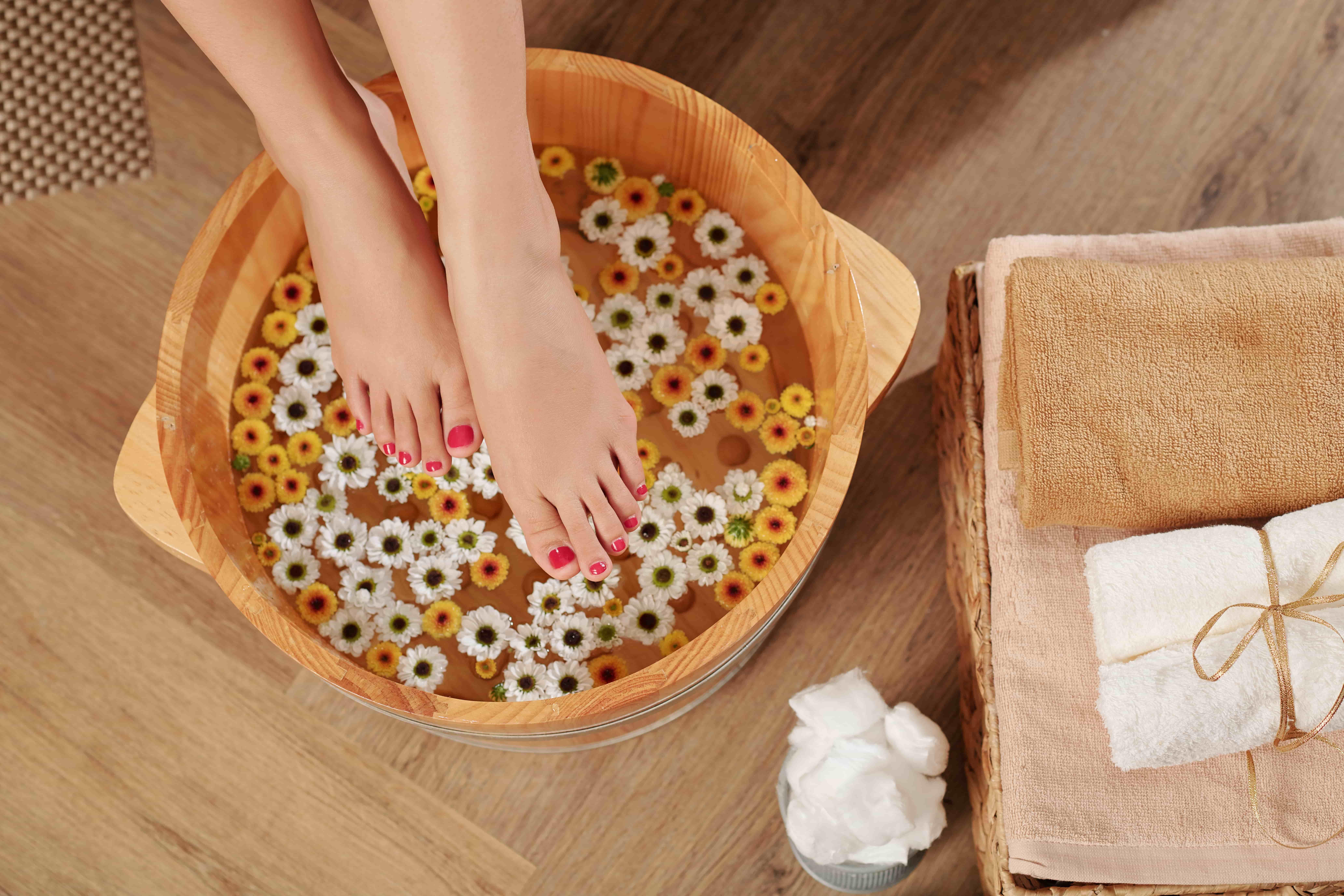Как избавиться от грибка ногтей. Народные способы борьбы с грибком