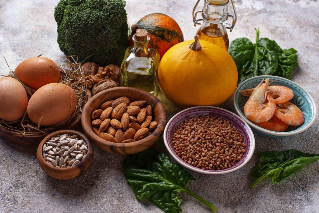 Витамин Е в чем его польза для организма. В каких продуктах он содержится
