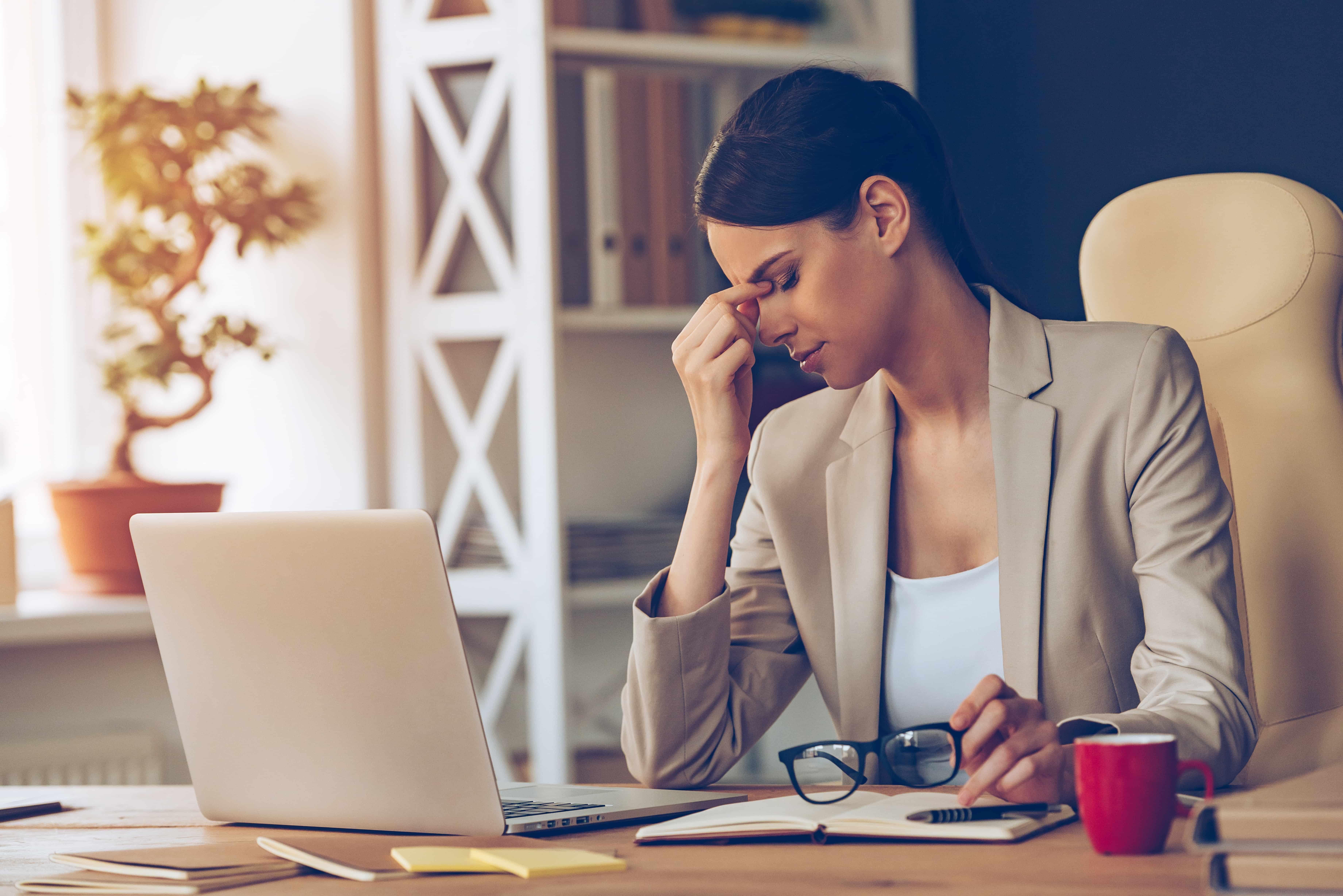Снижение работоспособности. Признаки снижения работоспособности и причины